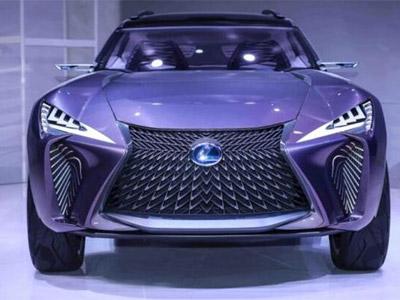 LEXUS雷克萨斯携全新概念车型及豪华阵容亮相2016广州车展