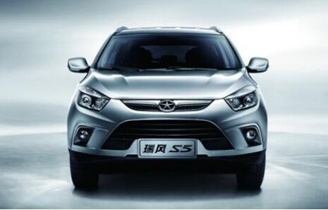 轿车业务沦为鸡肋 江淮未来转向SUV?