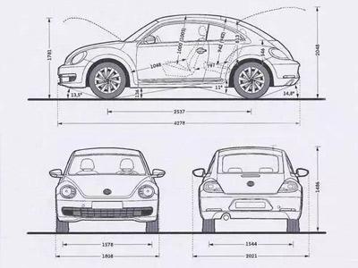 图解车型分级知识大全