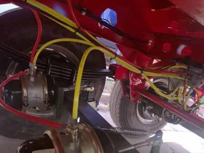 冬季来临挂车刹车系统怎么保养