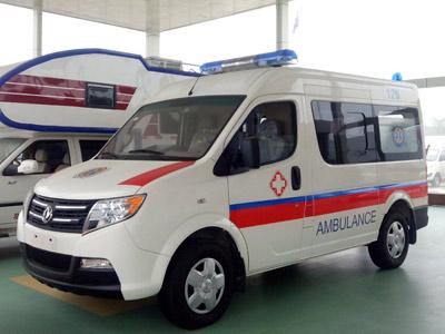 救护车智能化升级  把握未来趋势