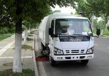 清扫车关键技术及技术难点