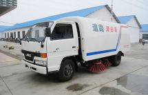 国内外清扫车发展现状