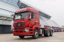 潍柴H平台新动力试驾陕汽德龙新M3000