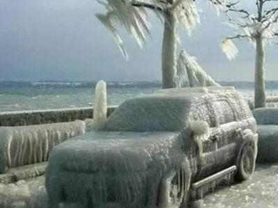 冬季停车有讲究,停车手刹不能拉!