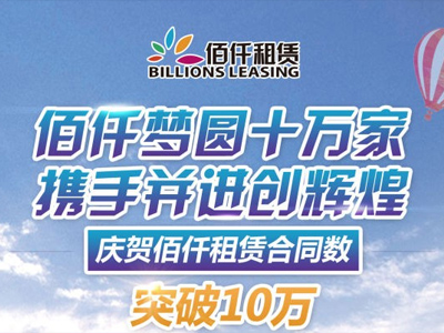 2017新春年会完美落幕,佰仟租赁启新程
