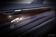 宾利愿景:OLED触控技术、汽车共享计划