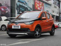 北汽新能源EC180今日上市推两款车型