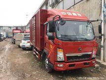 回馈用户武汉悍将厢式载货车钜惠0.4万