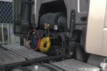陕汽新款车型HD视频曝光!还是中桥提升