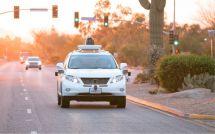 Google悄悄地取消了自动驾驶月报事故信息将在加州车管所发布