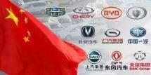 2016年全国汽车工业经济运行情况公布中国销量首次超过千万辆
