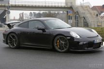 新款911GT3或3月首发升至4.0L发动机