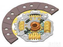 舍弗勒开发出新型离合器从动盘