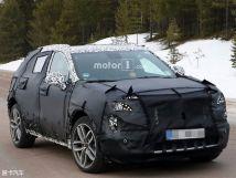 凯迪拉克XT3路试照定位豪华紧凑型SUV