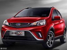 吉利远景X1于2月28日发布定位小型SUV