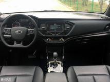 陆风全新小型SUV内饰照配7英寸液晶屏