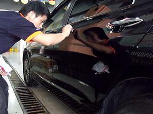 汽车要护肤,人人车支招车漆保养方法