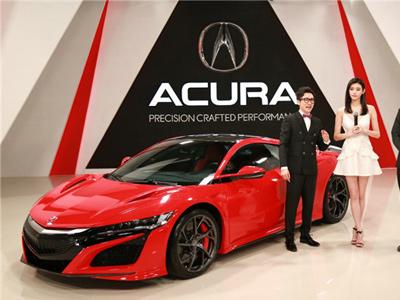 突破传统 Acurae-PERFORMANCE SHOP(Acura线上虚拟体验店)正式上线