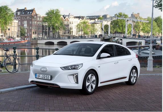 IONIQ电动汽车:从细节上将节能发挥到极致