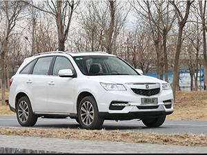 2017年1月上市重点家用为主国产SUV新车预览