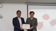 东风康明斯捐5台给武汉理工大学用于教学研究