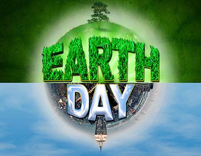 """绿色东风 每天都是""""地球日"""""""