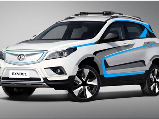北汽新能源推400公里SUV量产车 Arcfox电动超跑3季度接受预订