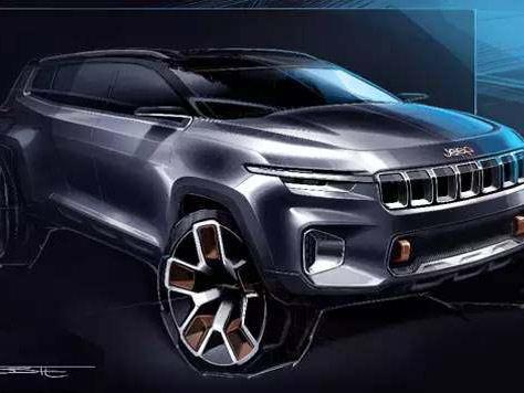 """从""""云图""""SUV概念车,看Jeep产品的未来谋略"""