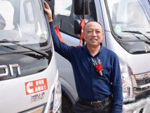 张玉与福田奥铃的第二个百万公里传奇