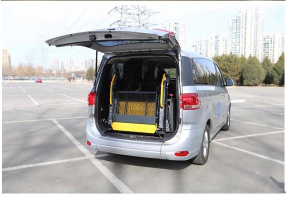 京籍残障人士使用首汽约车网约多功能车 可享政府专属补贴