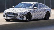 新一代奥迪A7有望12月1日洛杉矶车展正式发布