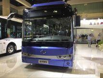 以新能源的名义金龙客车绿动道路运输展