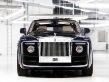 劳斯莱斯全新车型慧影发布近亿元豪车