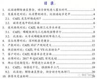 CATL与BYD大比拼提前透视巅峰对决(上)