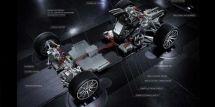 梅赛德斯公布为庆祝AMG50周年打造的顶级超跑ProjectOne底盘细节