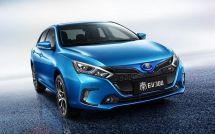 全新2017款纯电动车型秦EV300上市,补贴后售价16.99万起