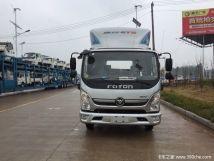 直降0.3万元永州奥铃CTS载货车促销中