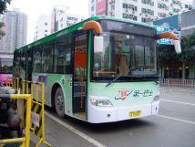 2020年底全面实现公交电动化