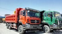 直降2.8万元武汉东风天龙载货车促销中
