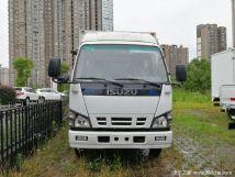 钜惠1.0万长沙庆铃国四厢式载货车促销
