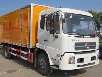 爆破器材运输车安全技术条件
