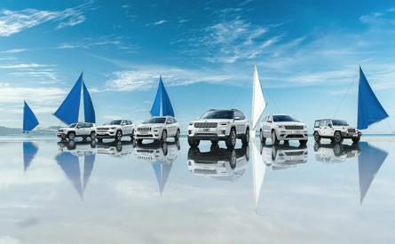 爆款SUV亮剑南宁车展,限时优惠尽在Jeep展台!