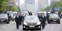 盘点各国领导人座驾,普京的座驾最特别