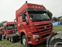 仅售28.5万元济南重汽豪沃牵引车促销中