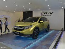 曝本田全新CR-V疑似售价或售18.58万起