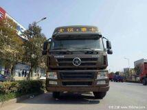 回馈用户南京大运新N8E牵引车售30万元