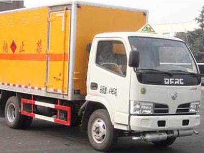 易燃气体厢式运输车与气瓶运输车的区别?