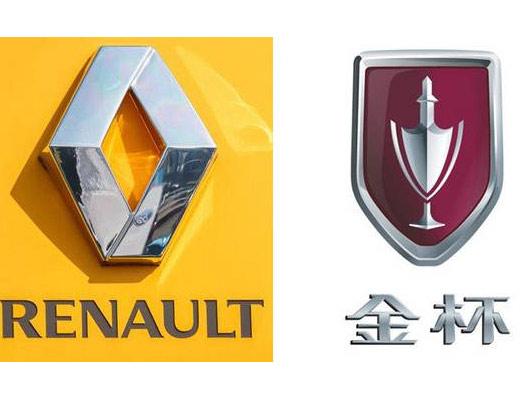 雷诺集团与华晨中国汽车控股有限公司签署中国轻型商用车市场方面的合作协议