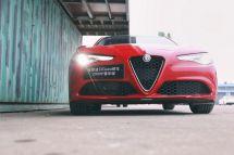 以貌取人使不得,试驾全新阿尔法·罗密欧Giulia200HP豪华型